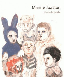 Catalogue d'exposition Marine Joatton, un air de famille