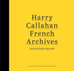 Harry Callahan. Archives françaises