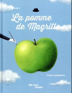 Art pour enfants - La pomme de Magritte