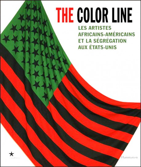 Catalogue The color line. Les artistes africains-américains et la ségrégation 1865-2016