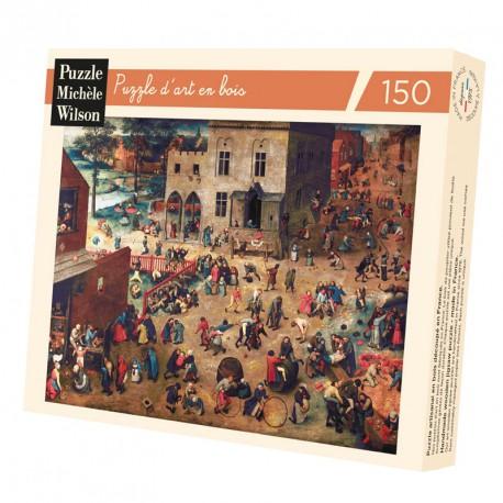 Puzzle pour adultes Jeux d'enfants - Bruegel l'Ancien