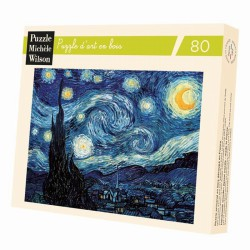 Puzzle for Adults The Starry Night - Van Gogh