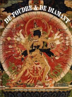 Peintures tibétaines. De foudre et de diamant