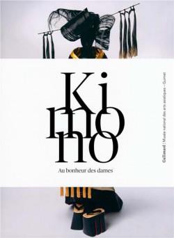 Catalogue  Kimono, au bonheur des dames