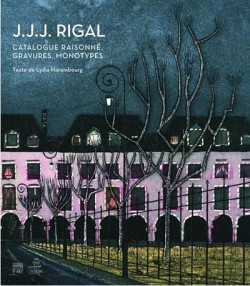 J. J. J. Rigal - Catalogue raisonné, gravures, monotypes