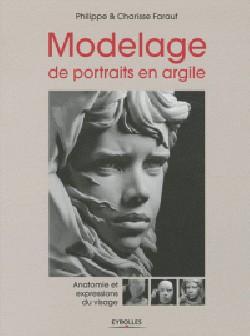 Modelage de portraits en argile. Anatomie et expressions du visage