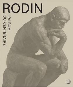Album d'exposition Rodin, le centenaire