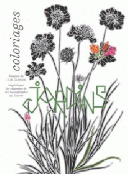 Jardins - Coloriages