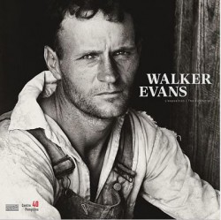 Album d'exposition Walker Evans