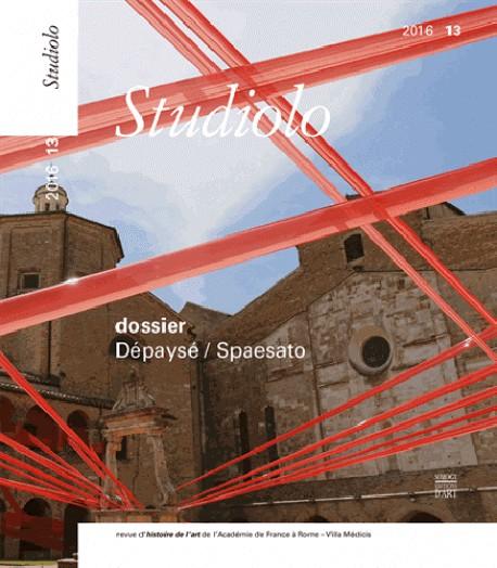 Studiolo N° 13/2016 - Dépaysé / Spaesato