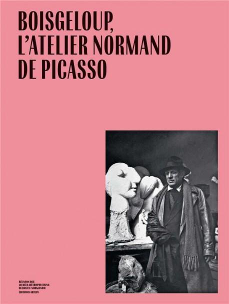 Catalogue Boisgeloup, l'atelier normand de Picasso