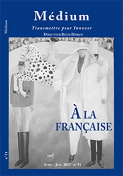 Revue Médium N°51 : A la française