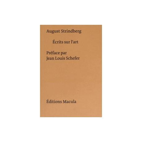 August Strindberg. Ecrits sur l'art