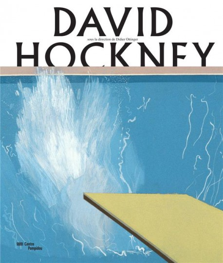 Catalogue David Hockney - Centre Pompidou