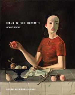 Catalogue Derain, Balthus, Giacometti