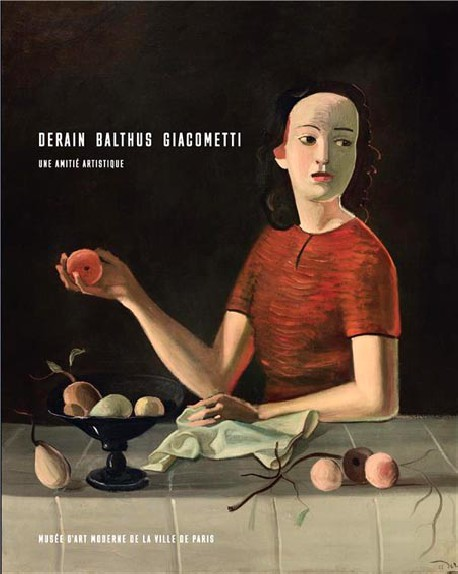 Catalogue Derain, Balthus, Giacometti