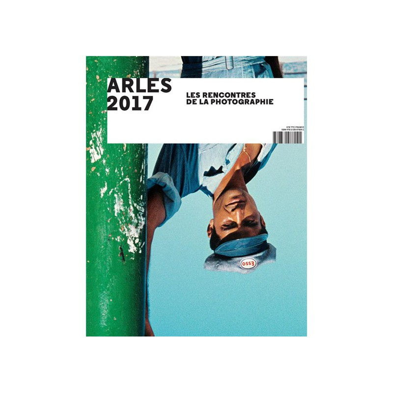 Rencontres internationales de la photographie arles 2017