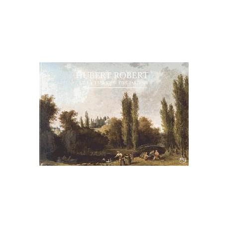 Catalogue Hubert Robert et la fabrique des jardins