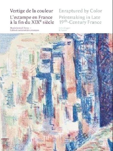 Catalogue Vertige de la couleur. L'estampe en France à la fin du XIXe siècle