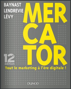 Mercator. Tout le marketing à l'ère digitale !
