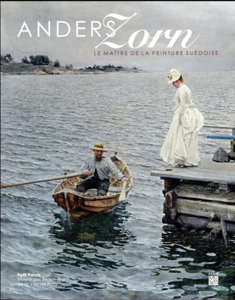 Catalogue Anders Zorn. Le maître de la peinture suédoise