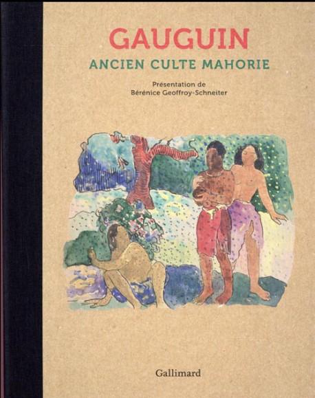 Gauguin, Ancien culte mahorie