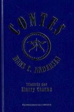 Les contes d'Andersen illustrés par Harry Clarke