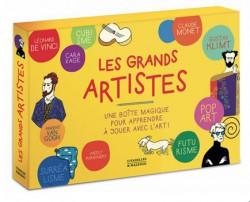Art pour enfants - Les grands artistes