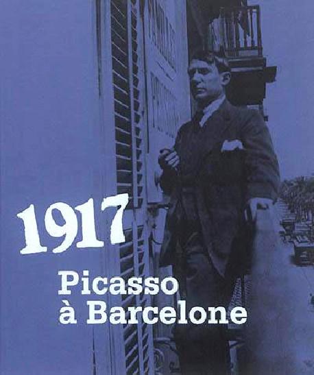 1917, Picasso à Barcelone
