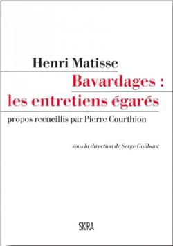 Henri Matisse, l'entretien perdu