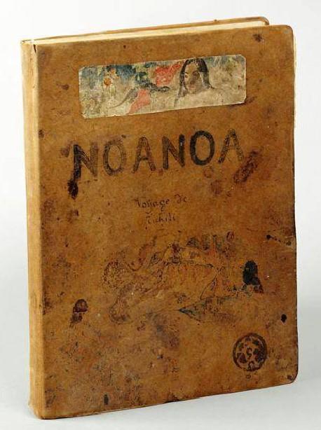 Noa Noa, voyage à Tahiti de Gauguin - Fac similé