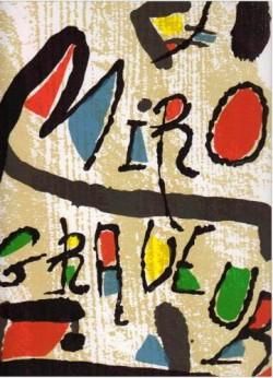 Miró Graveur III  - 1973-1975 (Avec 3 bois gravés originaux)
