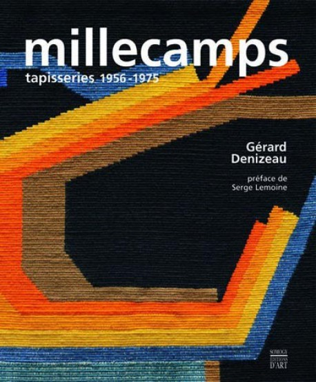 Yves Millecamps, tapisseries 1956 - 1975