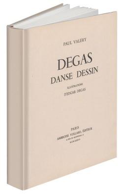 Degas Danse Dessin - Fac-similé de l'éd. d'Ambroise Vollard (1936)
