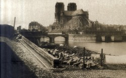 Paris, Seine et ponts