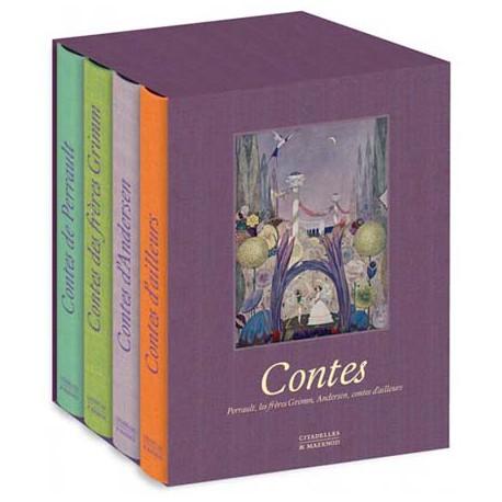 Contes illustrés - Citadelles & Mazenod