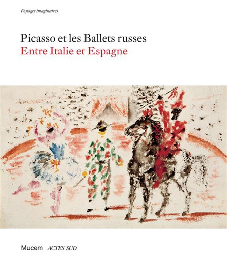 Catalogue Picasso et les Ballets russes