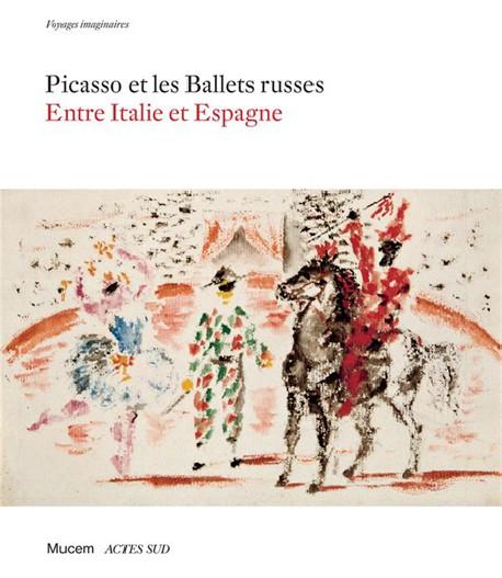 Catalogue Picasso et les Ballets russes