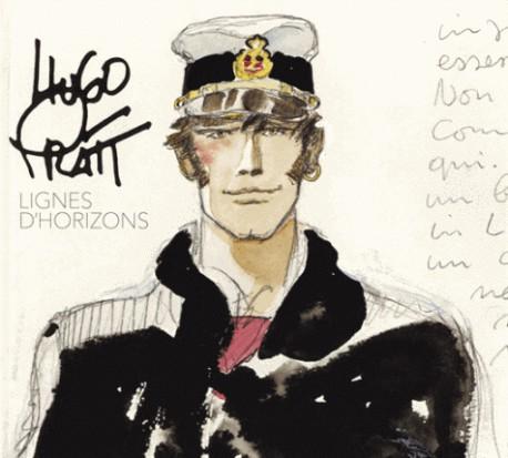 Catalogue Hugo Pratt, lignes d'horizons