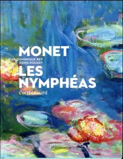 Monet, les nymphéas. L'intégralité