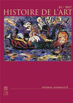 Histoire de l'art N° 81 - Animal, Animalité