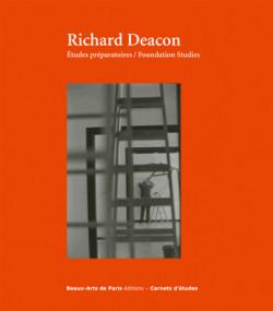 Carnet d'études ENSBA. Richard Deacon, études préparatoires