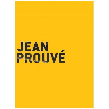 Jean Prouvé - Catalogue d'exposition de Nancy