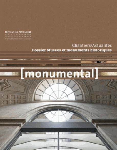 Monumental 2017-2 : Musées et monuments historiques