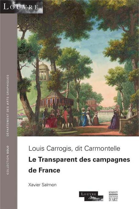 Louis Carrogis, dit Carmontell