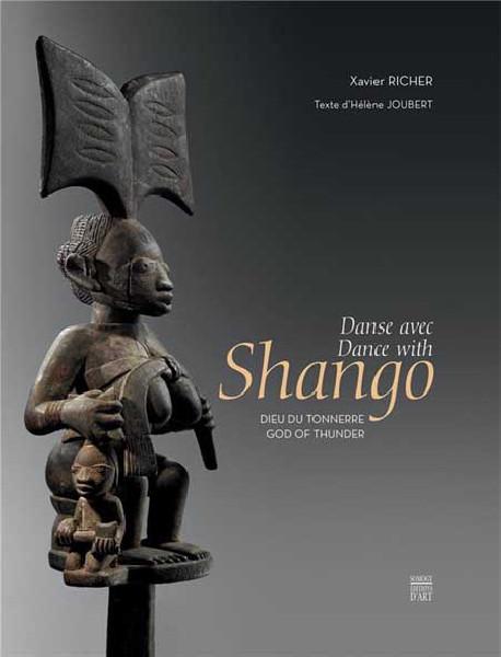 Dance with Shango. God of Thunder