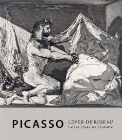 Picasso. The Curtain Rises, arena, studio, bedroom