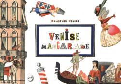Venise mascarade - Album Jeunesse