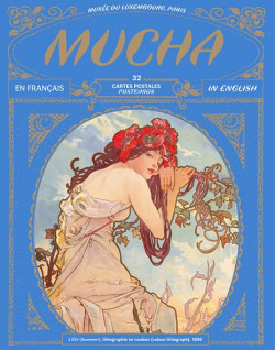 Mucha - 32 Post cards