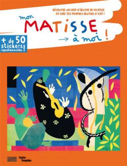 Art pour enfants - Mon Matisse à moi, cahier d'activités